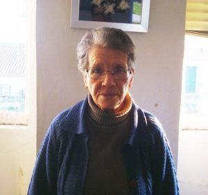 Maria Celestina da Mata (Chaveira)
